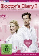 """Doctor's Diary - Männer sind die beste Medizin"" - German DVD cover (xs thumbnail)"