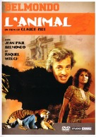 L'animal - French Movie Cover (xs thumbnail)