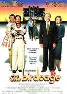 The Birdcage - French Movie Poster (xs thumbnail)