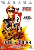 Triple Cross - British Movie Cover (xs thumbnail)