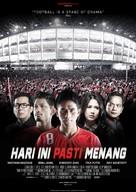 Hari Ini Pasti Menang - Indonesian Movie Poster (xs thumbnail)