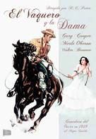 The Cowboy and the Lady - Spanish DVD cover (xs thumbnail)