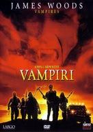 Vampires - Croatian Movie Cover (xs thumbnail)