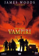 Vampires - Croatian Movie Cover (xs thumbnail)