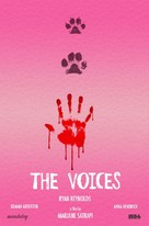 The Voices - Teaser movie poster (xs thumbnail)