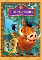 """Timon & Pumbaa"" - Hungarian DVD movie cover (xs thumbnail)"