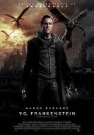 I, Frankenstein - Spanish Movie Poster (xs thumbnail)