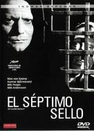 Det sjunde inseglet - Spanish Movie Cover (xs thumbnail)