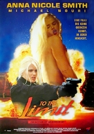 To the Limit - German Movie Poster (xs thumbnail)