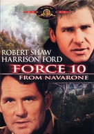 Force 10 From Navarone - DVD movie cover (xs thumbnail)