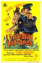 Guardie e ladri - Spanish Movie Poster (xs thumbnail)