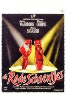 The Red Shoes - Dutch Movie Poster (xs thumbnail)
