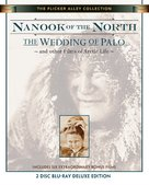 Nanook of the North - Blu-Ray movie cover (xs thumbnail)