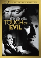 Touch of Evil - DVD cover (xs thumbnail)