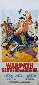 Warpath - Italian Movie Poster (xs thumbnail)