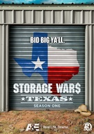 """Storage Wars: Texas"" - DVD cover (xs thumbnail)"