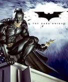The Dark Knight - Blu-Ray movie cover (xs thumbnail)