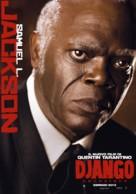 Django Unchained - Italian Movie Poster (xs thumbnail)