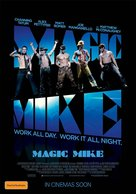 Magic Mike - Australian Movie Poster (xs thumbnail)
