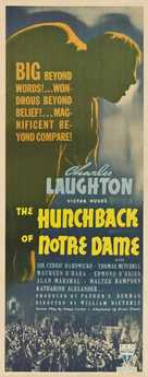 The Hunchback of Notre Dame - Movie Poster (xs thumbnail)