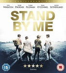 Stand by Me - British Blu-Ray cover (xs thumbnail)