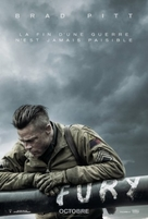 Fury - Canadian Movie Poster (xs thumbnail)