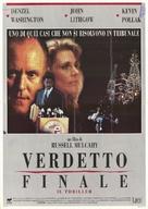 Ricochet - Italian Movie Poster (xs thumbnail)