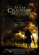 The Texas Chainsaw Massacre: The Beginning - German Movie Poster (xs thumbnail)