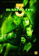 """Babylon 5"" - Danish Movie Cover (xs thumbnail)"