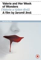 Valerie a týden divu - British DVD movie cover (xs thumbnail)