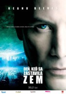 The Day the Earth Stood Still - Slovak Movie Poster (xs thumbnail)