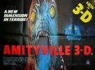 Amityville 3-D - British Movie Poster (xs thumbnail)