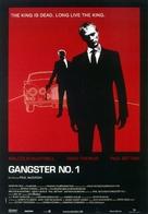 Gangster No. 1 - German Movie Poster (xs thumbnail)