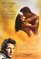 Breathless - Swedish Movie Poster (xs thumbnail)
