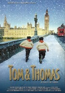 Tom & Thomas - French DVD movie cover (xs thumbnail)