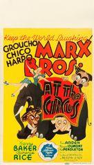 At the Circus - Movie Poster (xs thumbnail)
