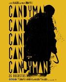 Candyman - Dutch Movie Poster (xs thumbnail)