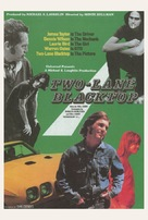 Two-Lane Blacktop - Movie Poster (xs thumbnail)