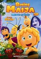 Maya the Bee: The Honey Games - Latvian Movie Poster (xs thumbnail)