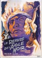 Oregon Passage - French Movie Poster (xs thumbnail)