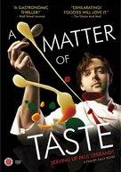 A Matter of Taste: Serving Up Paul Liebrandt - DVD cover (xs thumbnail)