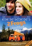 2 Frogs dans l'Ouest - Canadian DVD cover (xs thumbnail)