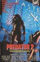 Predator 2 - British Movie Cover (xs thumbnail)