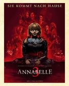 Annabelle Comes Home - German Movie Poster (xs thumbnail)