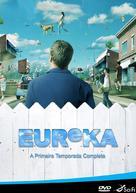 """Eureka"" - Brazilian DVD movie cover (xs thumbnail)"