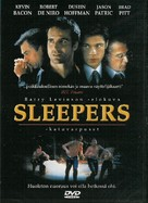 Sleepers - Finnish DVD movie cover (xs thumbnail)