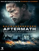 Aftermath - French DVD movie cover (xs thumbnail)