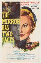 Le miroir à deux faces - Movie Poster (xs thumbnail)