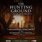 The Hunting Ground - Movie Poster (xs thumbnail)