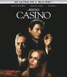Casino - Czech Blu-Ray movie cover (xs thumbnail)